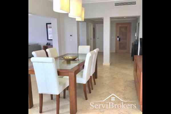Dining area Fishing lodge 3 bedroom apartment