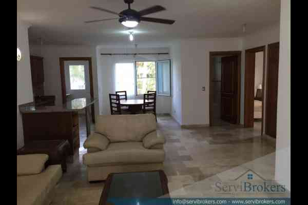 En Venta 3 hab + Family Room Bavaro Punta Can ServiBrokers-27