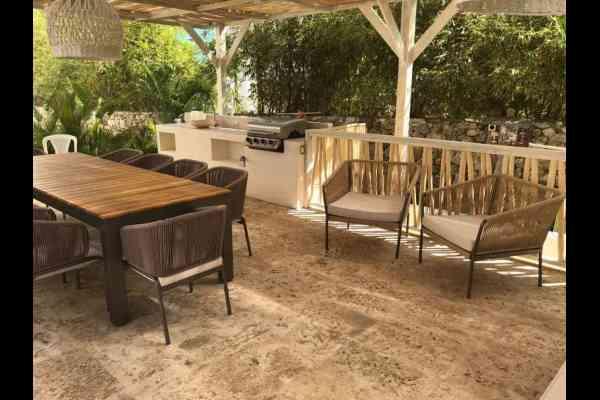 beach garden terraza