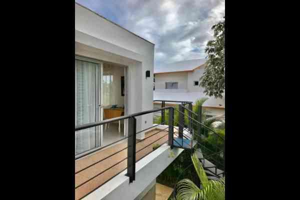 Apartamento village - terraza